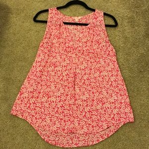 Candie's Floral Tank